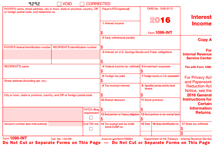 Official 1099 misc form 2013 download