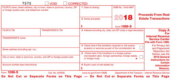 form 1099-s  7-S 7 - Public Documents - 7 Pro Wiki